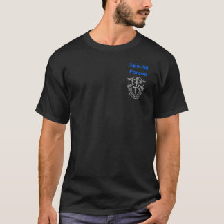 Camiseta Fuerzas especiales