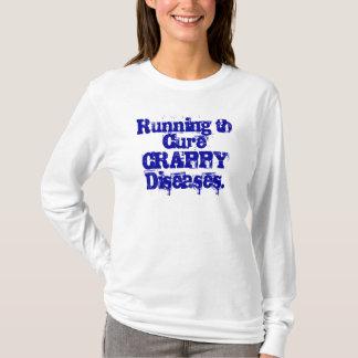 Camiseta Funcionamiento a las enfermedades de CureCRAPPY