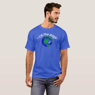 Camiseta Funcionamiento. Funciono con el mundo