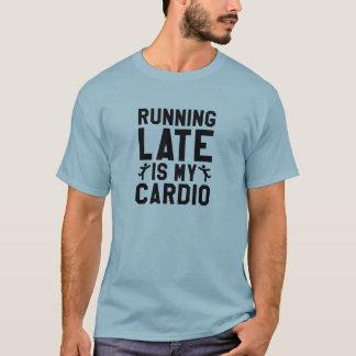 Camiseta Funcionamiento tarde