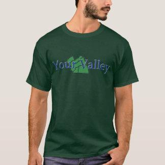 Camiseta ¡Funcionario sus t del valle!