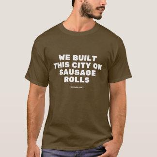 Camiseta Funny typographic misheard song lyrics