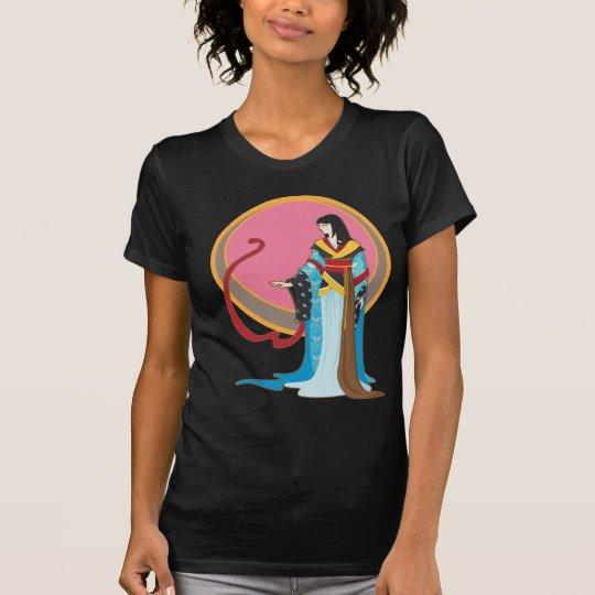 Camiseta Fusión del geisha