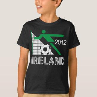 Camiseta Fútbol 2012 de Irlanda