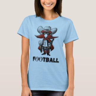 Camiseta Fútbol de los guardabosques de Bosque verde