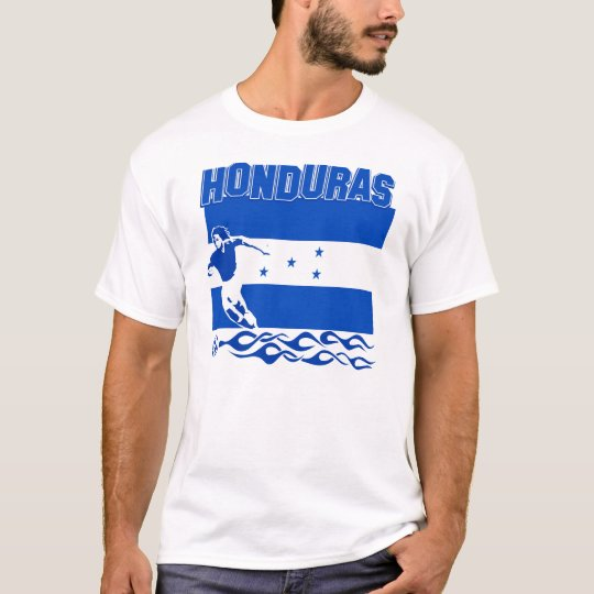 Camiseta Fútbol del Honduran
