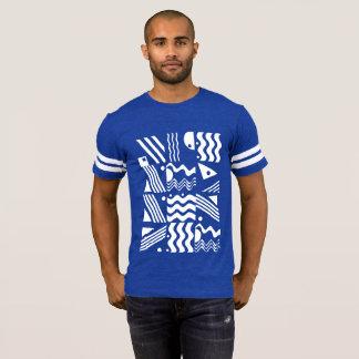 Camiseta Fútbol travieso T de la estancia azteca