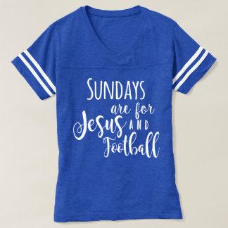 Camiseta Fútbol y Jesús