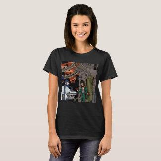 Camiseta futura del altercado
