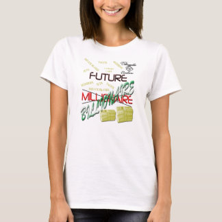 Camiseta futura del multimillonario