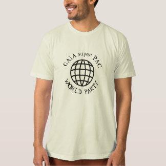 Camiseta GAIA PAC estupendo