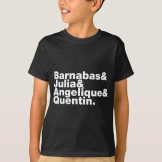 Camiseta Galería de granujas