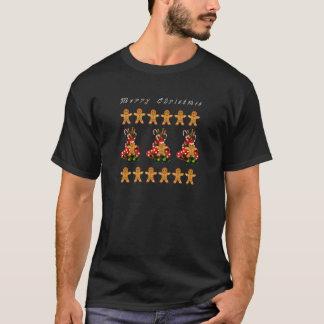Camiseta Galleta del navidad