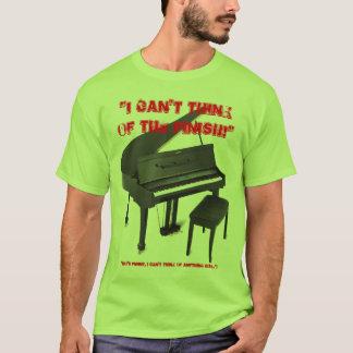 Camiseta Galletas animales: ¡No puedo pensar en el final!