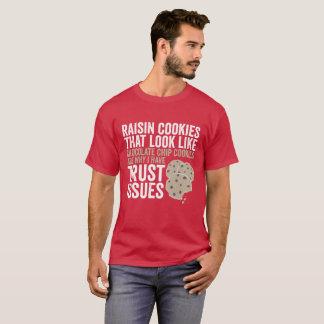 """Camiseta """"Galletas de pasa """""""