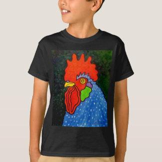 Camiseta Gallo azul 14