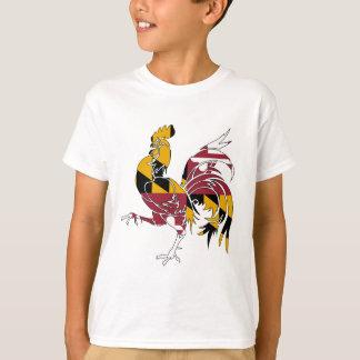 Camiseta Gallo de Maryland