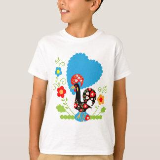Camiseta Gallo portugués de la suerte