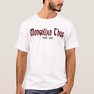 Camiseta Gamberro mongol est. 1167