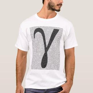 Camiseta gamma