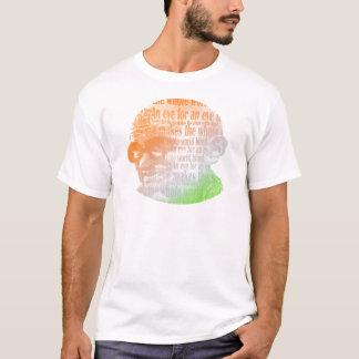 Camiseta Gandhi - ojo para un ojo