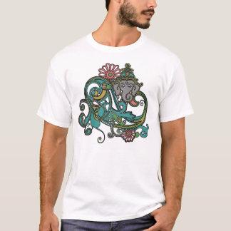 Camiseta ganesh design2