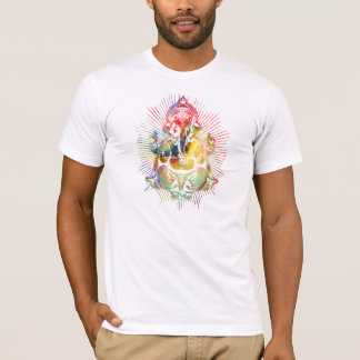 Camiseta ganesha color1