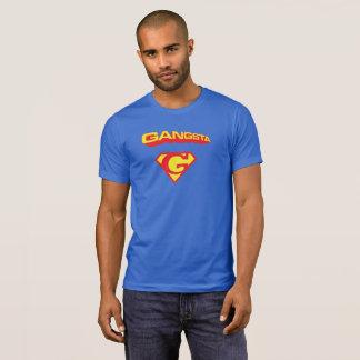 Camiseta Gangsta estupendo