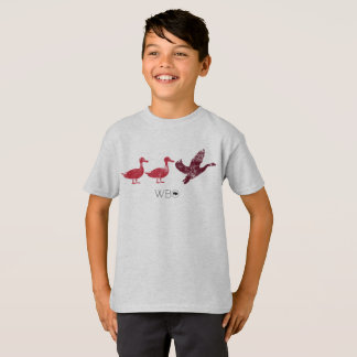 Camiseta Ganso del pato del pato