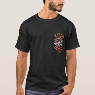 Camiseta Garaje enojado del Scotsman