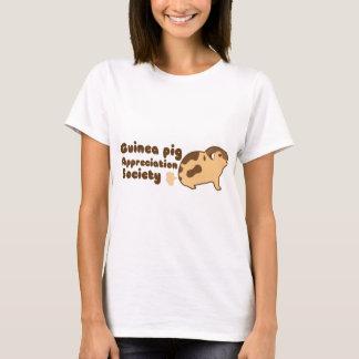 Camiseta GAS de la sociedad del aprecio del conejillo de