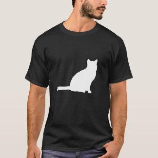 Camiseta ¿Gato blanco de Ninja…?