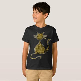 Camiseta Gato con el woolball
