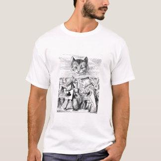 Camiseta Gato de Chesire -- Alicia en el país de las