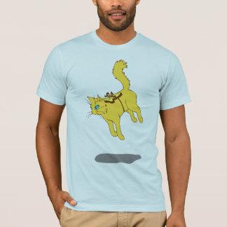 Camiseta Gato de la libración