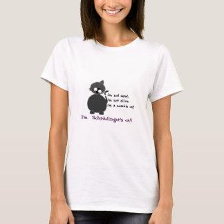 Camiseta Gato de Schrodinger´s