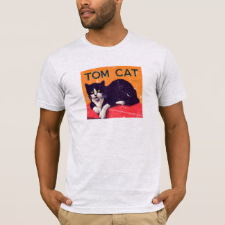 Camiseta Gato de Tom