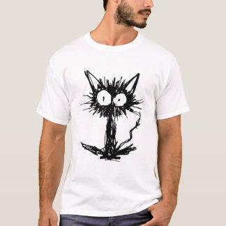Camiseta Gato del susto