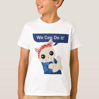 Camiseta Gato feminista