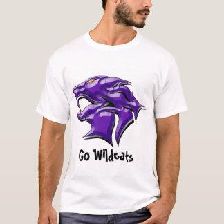 Camiseta gato montés 3D
