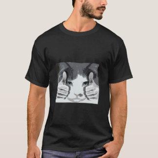 Camiseta ¡Gato para arriba!
