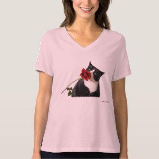 Camiseta Gatos 18
