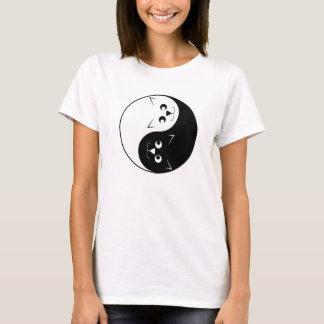 Camiseta Gatos de YinYang