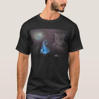 Camiseta Gatos dramáticos