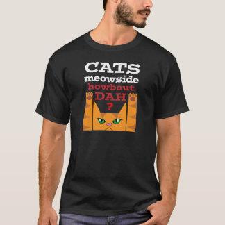 Camiseta Gatos Meowside