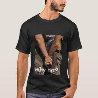 Camiseta ¿gay militar, por qué no?