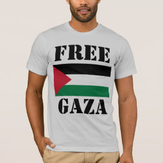 Camiseta Gaza libre