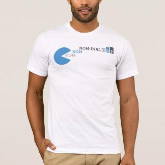 Camiseta GDP nominal de Nom Nom