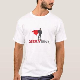Camiseta Geeky de la barba