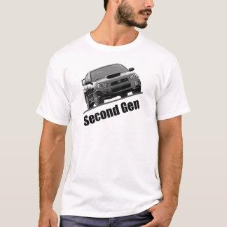 Camiseta GEN de Subaru segundo